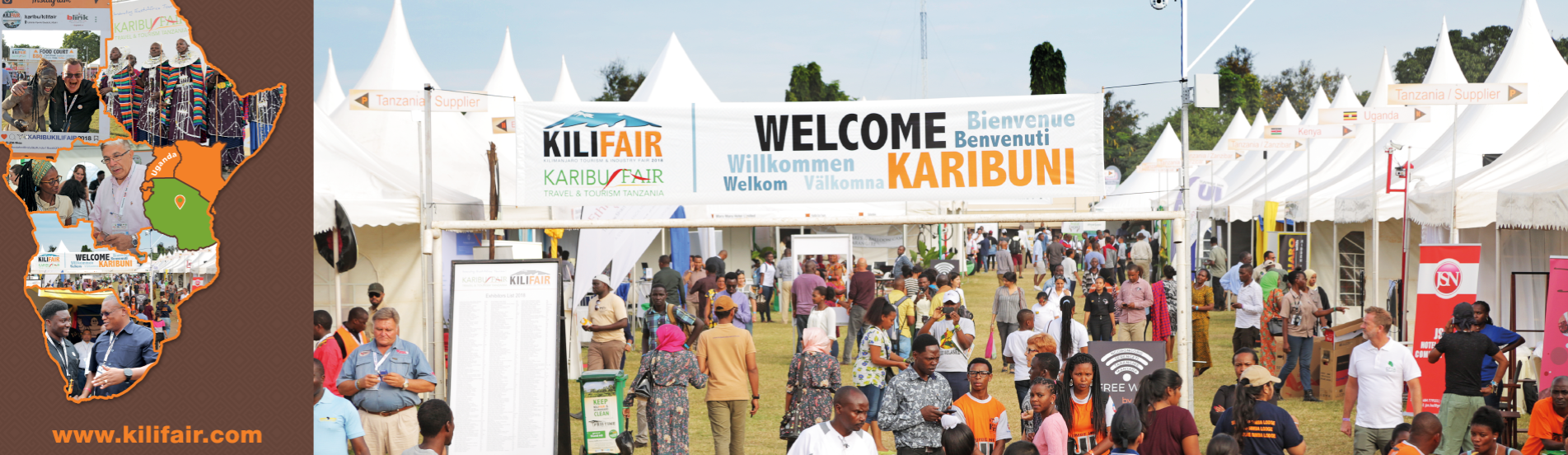KARIBU – KILIFAIR 2019 – 7th – 9th June 2019 – Travel Guide